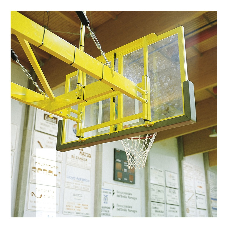 DISPOSITIVO ALZA TABELLONE BASKET MANUALE