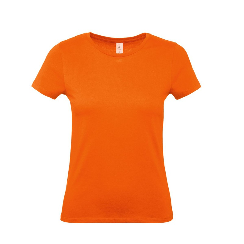 T-Shirt E150 ladies orange