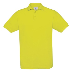 Polo uomo pixel lime