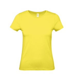 T-Shirt E150 ladies solar yellow