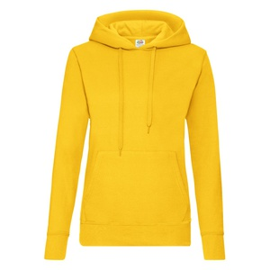 Felpa Hoodie Classic Ladies sunflower