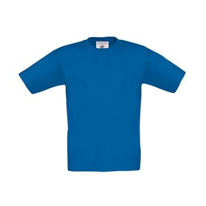 T-shirt bambino Exact 150 royal blue