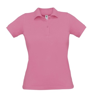 Polo Donna pixel pink