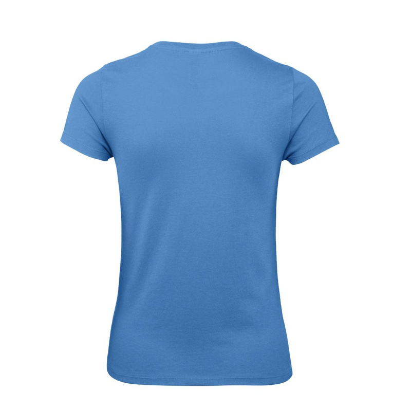 T-Shirt E150 ladies azure
