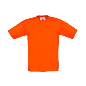 T-shirt bambino Exact 150 orange