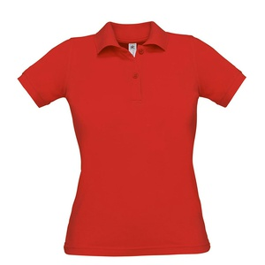 Polo Donna red