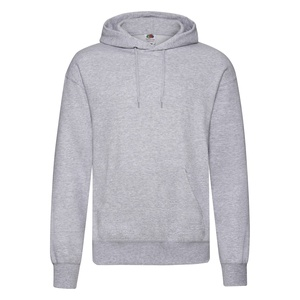 Felpa Hoodie Classic heather grey