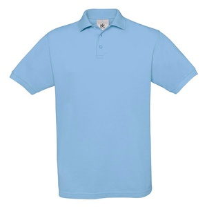 Polo uomo sky blue