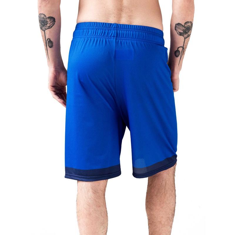 Antracite S Unisex-Adulto Spalding 300541205/_S Pantaloncini Rosa