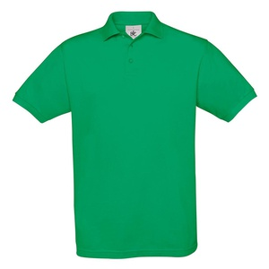 Polo uomo kelly green