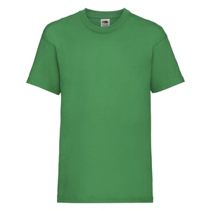 T-shirt bambino Valueweight kelly green