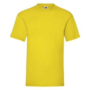 T-Shirt Valueweight yellow