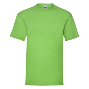 T-Shirt Valueweight lime green