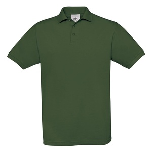 Polo uomo bottle green