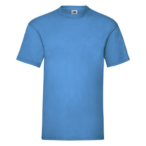 T-Shirt Valueweight azure blue