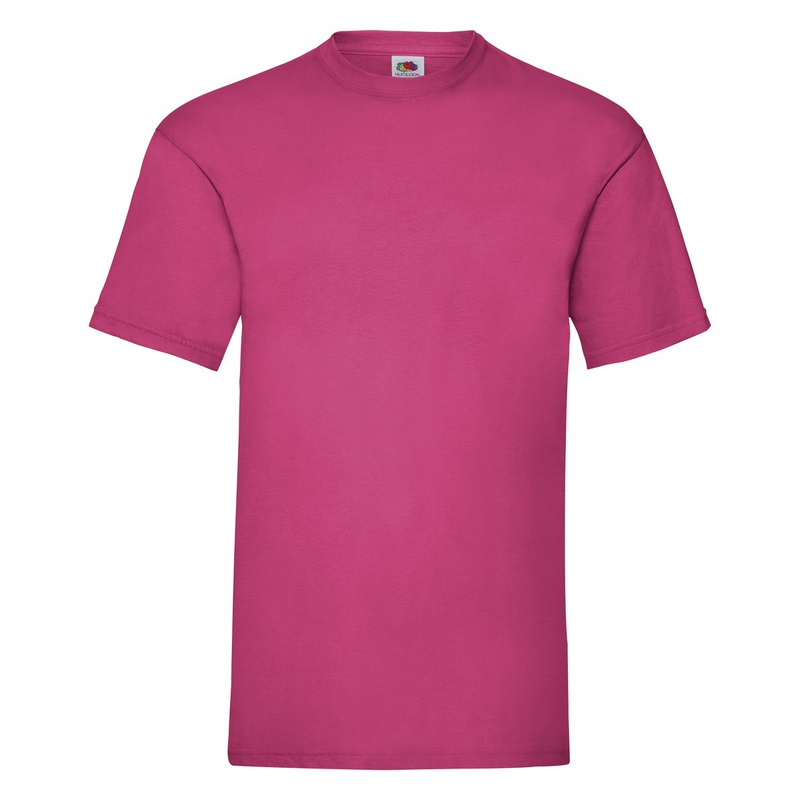 T-Shirt Valueweight fuchsia