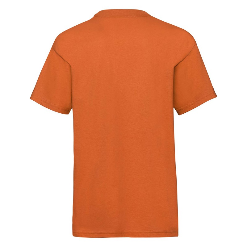 T-shirt bambino Valueweight orange