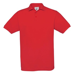 Polo uomo red