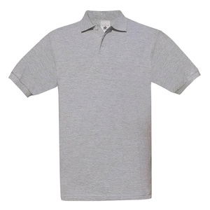 Polo uomo heather grey
